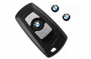 Bmw Key Fob Replacement >> Details About Bmw Emblem For Remote Key Fob 11mm 2pcs Replacement Logo Emblem For Bmw Keys