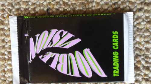 Double Vision 3D Damsels Stereo Vintage Risque Collectable Playing Cards 1993