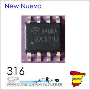 3 Unidad Ao4406a Sop-8 Ao4406 4406a1 Knkmrphj-07223615-397876400