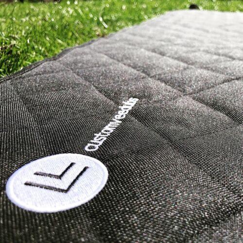 VW Roll Up Waterproof Outdoor Awning Camping Mat Custom Designs 3 x 1.5M