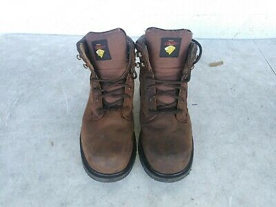 ebay used work boots