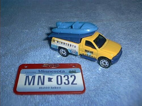 Pick your vehicle Loose Matchbox Across America