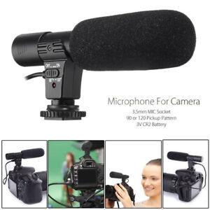 3-5mm-Recording-Microphone-Mic-For-Nikon-Canon-DSLR-Camera-Video-DV-Camcorder