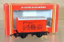 HORNBY R6099 PENDLE FORREST MODEL RAILWAY GOODS VAN WAGON 35 LIMITED EDITION nc