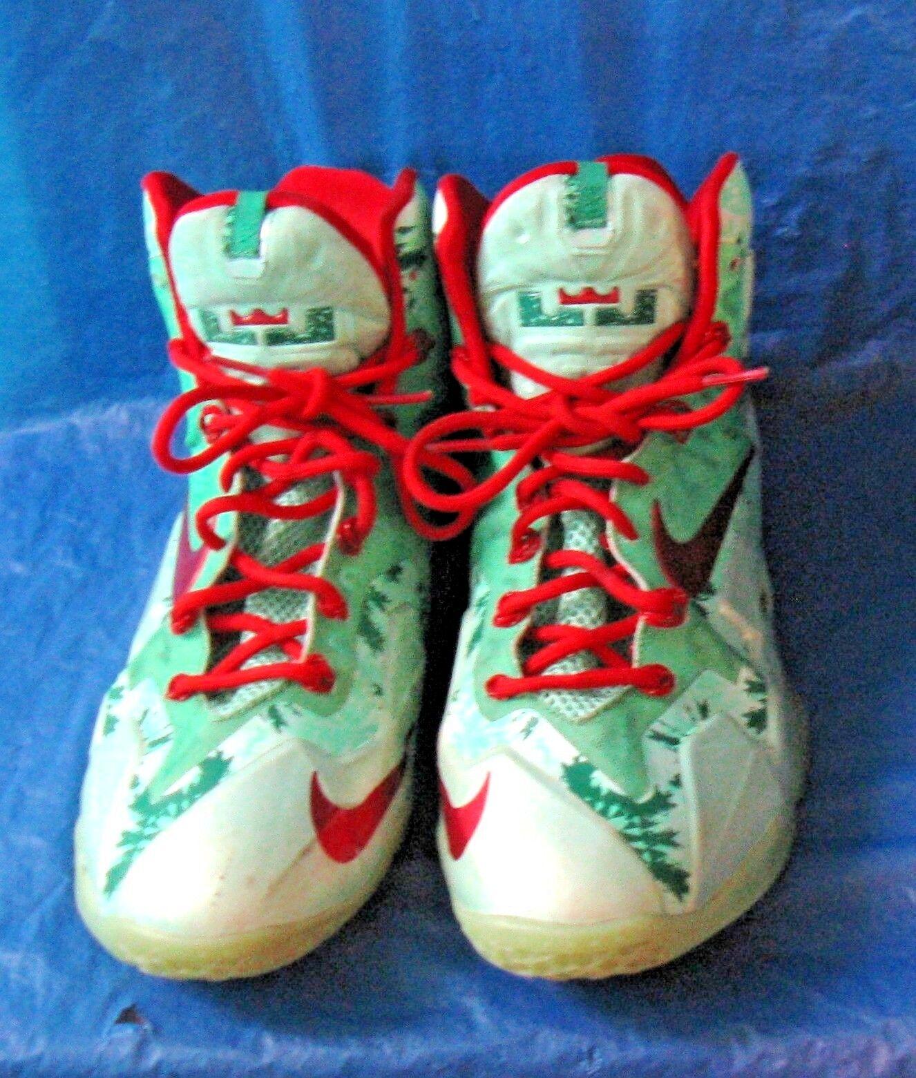 Nike lebron xi schuhe 11 weihnachten schuhe xi (größe 12) 01faa4 ...