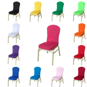 Venta Curved Back Chair Slipcovers, Curved Back Dining Room Chair Covers