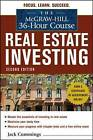 The McGraw-Hill 36-hour Course: Real Estate Investing by Jack Cummings (Paperback, 2010)