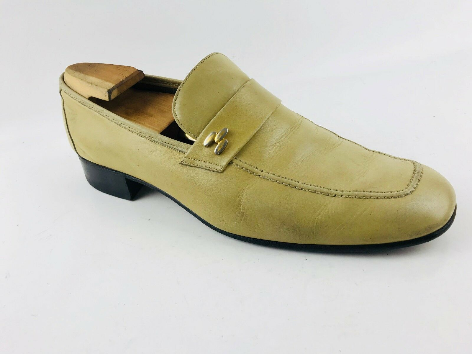 2aa64a862fe Vintage Vintage Vintage Bally Switzerland Men s Loafer Shoes US.12 UK.11 EU.