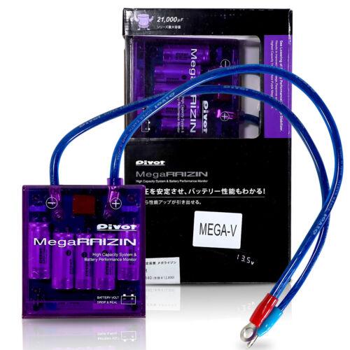 For Volvo Models Voltage Stabilizer Better MPG Acceleration Battery Life