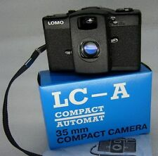 Brand New Lomo Lomography LC-A 35mm Film Camera with Minitar 1 lens