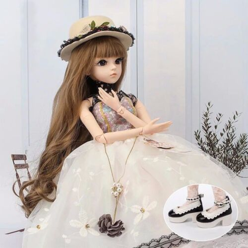 60cm 1//3 BJD Girl Dolls FULL SET Clothes Wigs Makeup Beauty Reborn Doll Toy Gift
