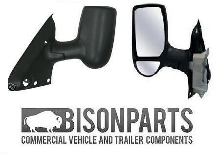 *Ford Transit MK6 /& MK7 Complete Wing Door Mirror Manual Passenger glass TRA348