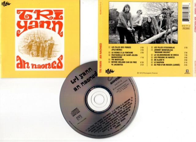 """TRI YANN """"An Naoned"""" (CD) 1972"""