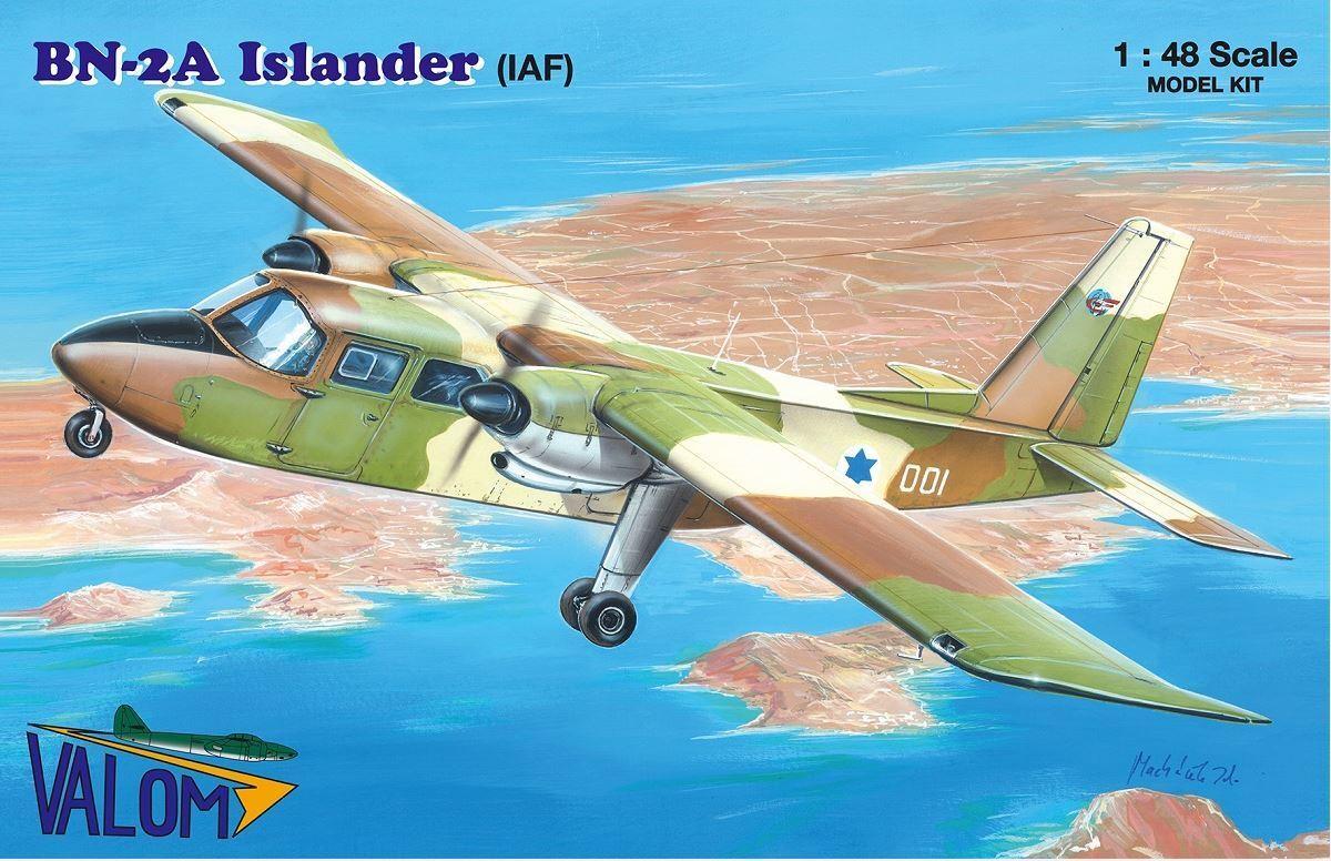 VALOM 48009 - 1 48 Britten Norman BN-2A (IAF NEW
