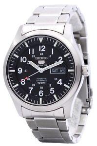 Seiko-5-Sports-Automatic-SNZG13K1-SNZG13K-Men-039-s-Watch