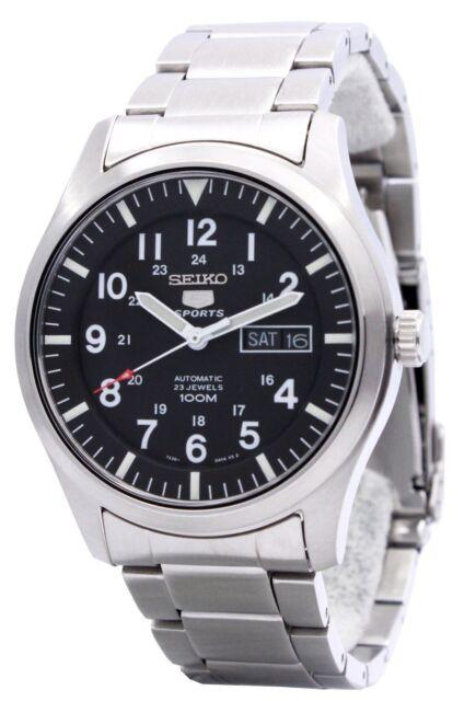Seiko 5 Sports Automatic SNZG13K1 SNZG13K Men's Watch