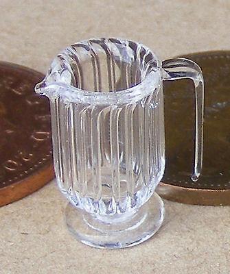 1:12 Scala Piccoli Vetro Brocca Miniatura Casa Bambole Fiore Ornamento Squisita (In) Esecuzione