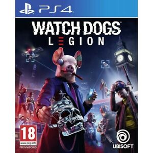 Preordine-luglio-2020-WATCH-DOGS-LEGION-Playstation-4-PS4