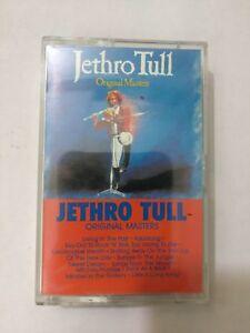 JETHRO TULL Original Masters F421515 Cassette Tape