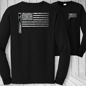 Shirt Hoodies Woodworking Flag Tee Shirt