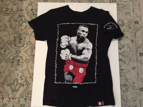 Mike Tyson Iron Mike The Champ Mickey Mouse Collab
