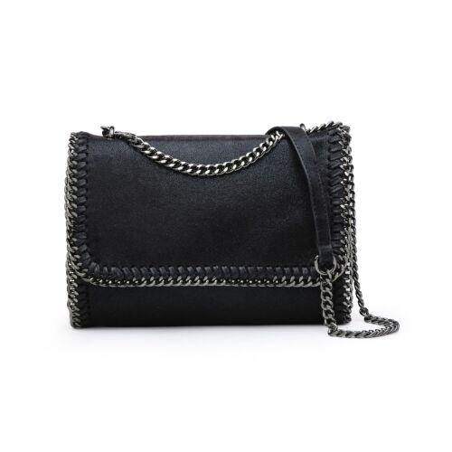 New Womens Stylish Small Evening Clutch Handbag Crossbody Messenger Shoulder Bag