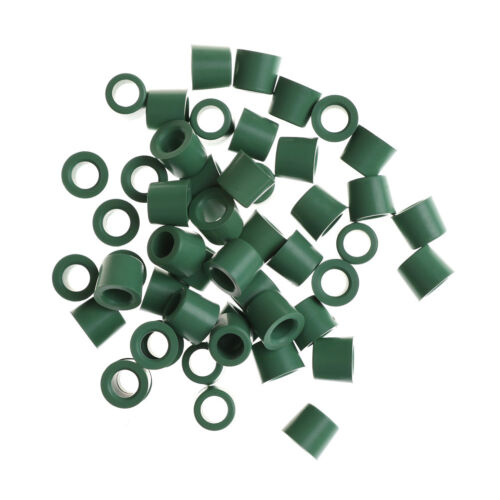 """50pcs//set A//C 1//4/"""" Charging Hose Manifold Repair Sealing O-ring Replacem G*HWC"""