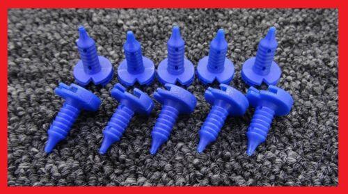 10Pcs citroen voitures//vans intérieur porte panneau garniture carte rivets fastener clips