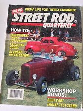 Hot Rod Magazine Front Suspension How To Trick Gas Doors Fall 1984 051617nonrh