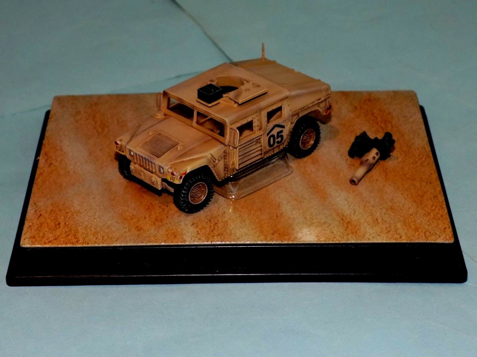 HMMWV Hummer US Army, Iraq, Operation Iraqi Freedom 2003 DRAGON ARMOR 60067 1 72