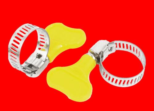 26 pcs poignée schaluchklemmen colliers de serrage tuyau Binder Assortiment b80859