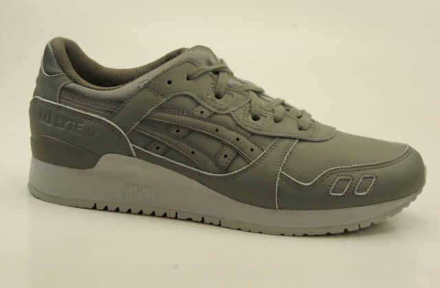 finest selection 737bb db770 ASICS Tiger Gel-lyte III Trainers Green F8181 45