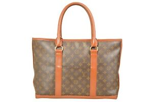 Louis-Vuitton-Monogram-Weekend-PM-Tote-Hand-Bag-M42425-YG00506