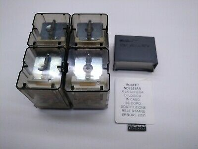Rele Panasonic 70A 12Vdc Electtric Rel/è Automotive Auto Moto