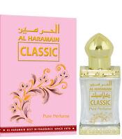 Classic By Al Haramain Oil Based Non-alcoholic Perfume Attar ------usa Seller