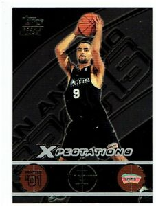 Tony-Parker-2001-02-Topps-Xpectations-Rookie-Card-127