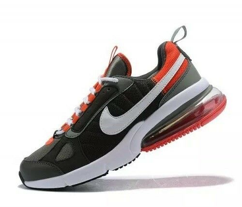 Nike scuro Air Futura 270 9 8 Uk Max bianco 002 Ao1569 Stucco Arancio rXFprxRw