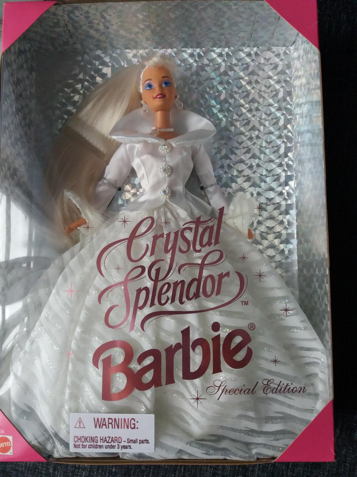 Crystal Slendor US Barbie 1995