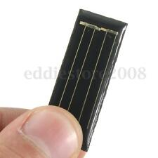 1V 35mA Mini solar Panel small cell PV module for Solar DIY Cell Phone Charger