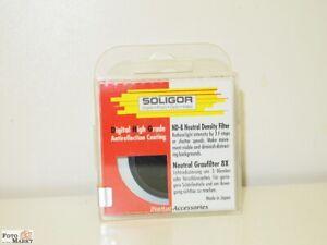 Graufilter-37-ND-8-Digital-High-Grade-Soligor-Antireflex-Coating-37mm-Neutral