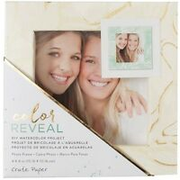American Crafts Color Reveal Watercolor Frame - 225246 on sale