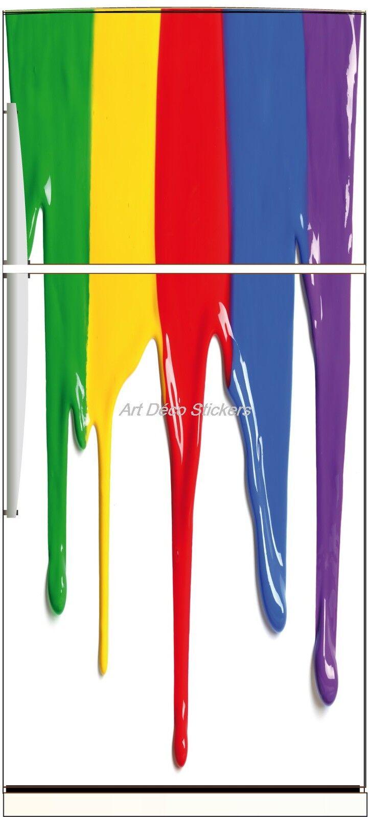 Adesivo Adesivo Adesivo frigo elettrodomestici decocrazione cucina Pittura 70x170cm ref 577 afbfec