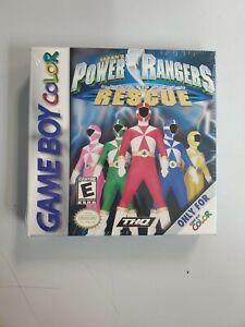 Play Power Rangers - Lightspeed Rescue Nintendo Game Boy ...