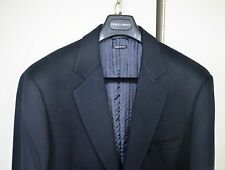 NWT Men's Giorgio Armani Ltd Edition Black Vicuna Cashmere Blazer MRSP $ 5795.00