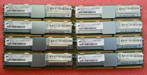 8x4GB MEMORY for IBM BLADECENTER HS21 XM 7995 DDR2-667 39M5797  41Y2485 32GB