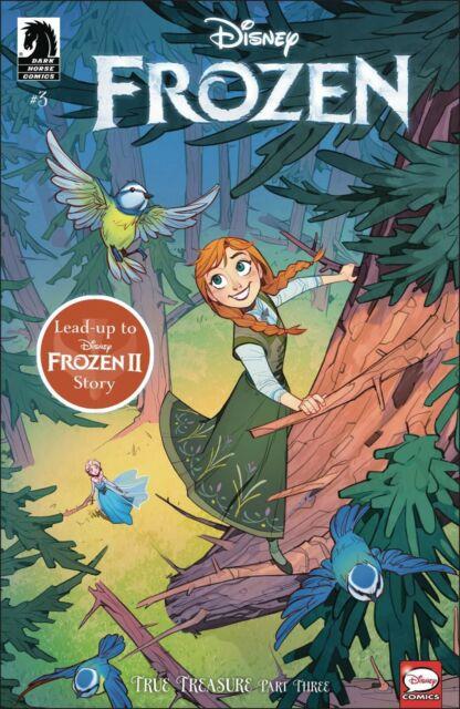 Disney Frozen True Treasure #3 Dark Horse Comic 1st Print 2020 unread NM