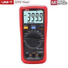 Uni T Ut136c Handheld Digital Multimeter Auto Acdc Dmm 40m 40mf Temp Tester
