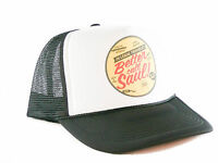 Better Call Saul Trucker Hat Mesh Hat Snapback Hat Black