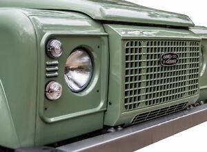 Unpainted-034-Heritage-edition-034-style-front-grille-for-Land-Rover-Defender-90-110