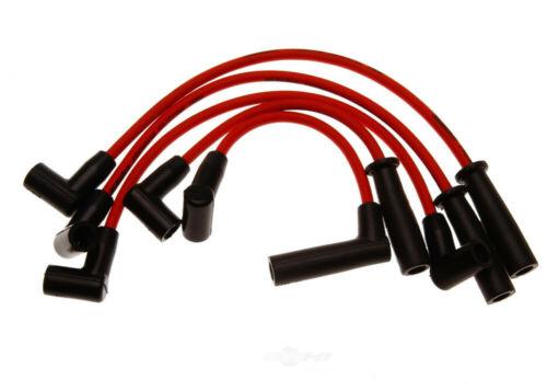Spark Plug Wire Set fits 1991-2000 Jeep Cherokee Wrangler TJ  ACDELCO PROFESSION